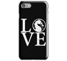 Mortal Love iPhone Case/Skin