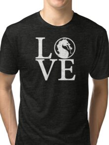 Mortal Love Tri-blend T-Shirt