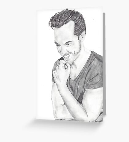 Andrew Scott. Greeting Card