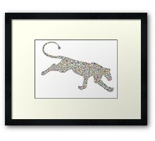 Panther Framed Print
