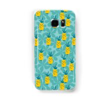 Pineapple Fruity Collection Samsung Galaxy Case/Skin