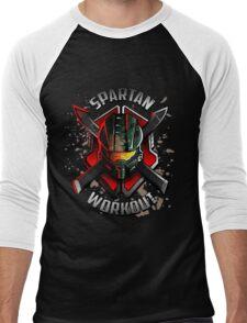 Spartan Workout Men's Baseball ¾ T-Shirt