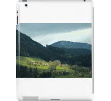 Alps iPad Case/Skin