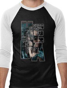 heda Men's Baseball ¾ T-Shirt