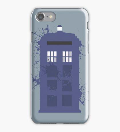 Tardis Collection iPhone Case/Skin