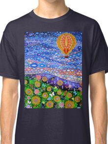 Balloon on a Summers Day Classic T-Shirt
