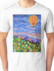 Balloon on a Summers Day Unisex T-Shirt