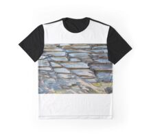 Rock on the Shore Graphic T-Shirt