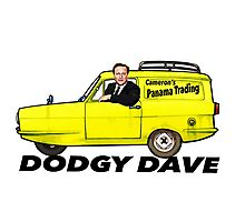 Offshore Dave (Dodgy Dave) Photographic Print