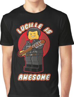 Lucille is Awesome v2 Graphic T-Shirt