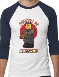 Lucille is Awesome v2 Men's Baseball ¾ T-Shirt