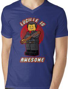 Lucille is Awesome v2 Mens V-Neck T-Shirt
