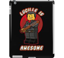 Lucille is Awesome v2 iPad Case/Skin