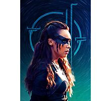 commander lexa Photographic Print