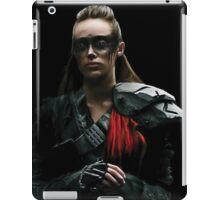 commander lexa iPad Case/Skin