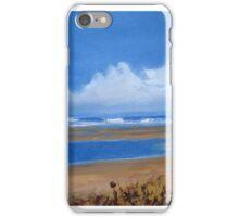 Beach in Norfolk iPhone Case/Skin