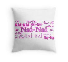 Nai-Nai Throw Pillow