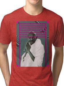 Gandhi Tri-blend T-Shirt