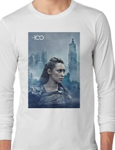 commander lexa Long Sleeve T-Shirt
