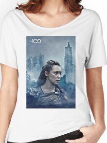 commander lexa Women's Relaxed Fit T-Shirt