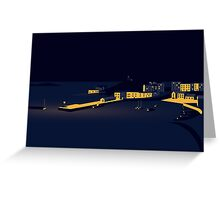 Tenby Harbour Greeting Card