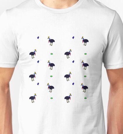 Cassowary Unisex T-Shirt
