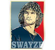 Patrick Swayze Poster