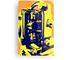 Cinema Projector (Trio Collection) Metal Print