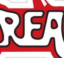 grease logo Sticker