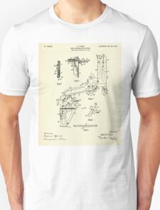 Coin Controlled Device-1905 Unisex T-Shirt