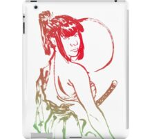 Tameshigiri iPad Case/Skin