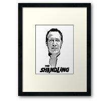 shandling Framed Print