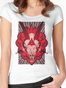 Ravenous Women's Fitted Scoop T-Shirt