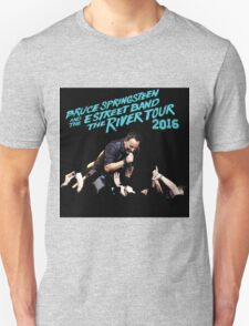 EXLUSIVE THE RIVER TOUR WORLD 2016 B.SPRINGSTEEN  T-Shirt
