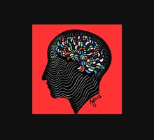 left lobe of the brain Unisex T-Shirt