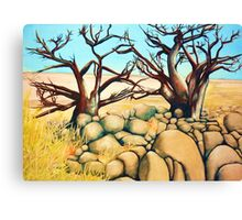 Tree Love Canvas Print