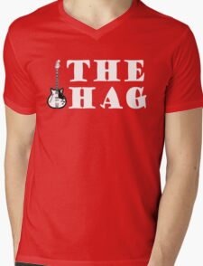 thehag Mens V-Neck T-Shirt