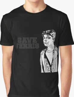 Save Ferris Graphic T-Shirt