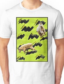 Two Goats Unisex T-Shirt