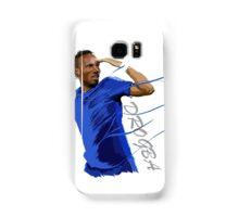 The King of Chelsea - Didier Drogba - Legend Samsung Galaxy Case/Skin