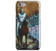 EN ROUTE TO BATTLE iPhone Case/Skin