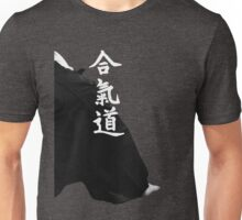 Aikido posture Unisex T-Shirt