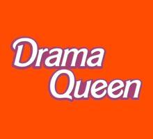"""""""Drama Queen"""" Kids Tee"""