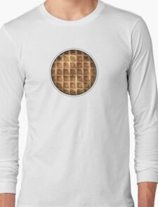 When In Doubt Waffle! Long Sleeve T-Shirt