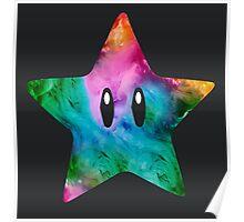 Star. (Super Mario) Poster