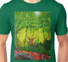 Young Red Deer Stag Unisex T-Shirt