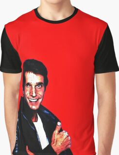 The Fonz! Graphic T-Shirt