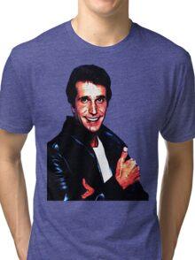 The Fonz! Tri-blend T-Shirt