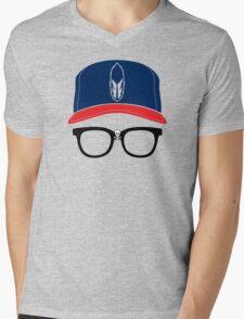The Heater Mens V-Neck T-Shirt