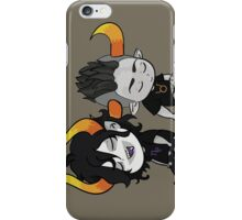 sleepy GamTav iPhone Case/Skin